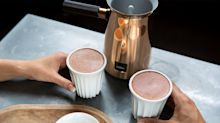 Hundreds of people are singing the praises of this luxury hot chocolate machine
