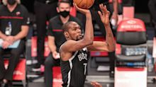 New-look Nets barely snag first win vs. Heat