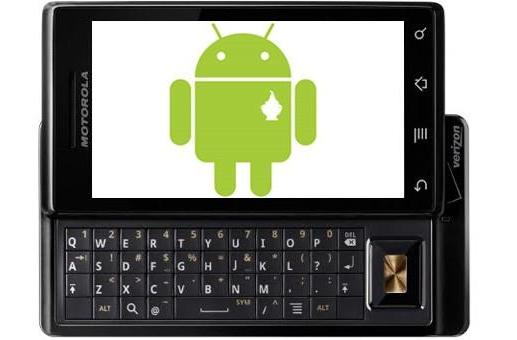 Android 2.2 coming to Droid in 'late July,' Droid X in 'late August?'
