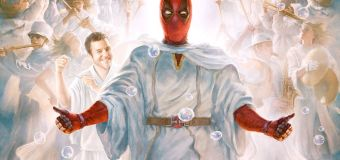 'Deadpool' poster needs to be replaced say Mormons