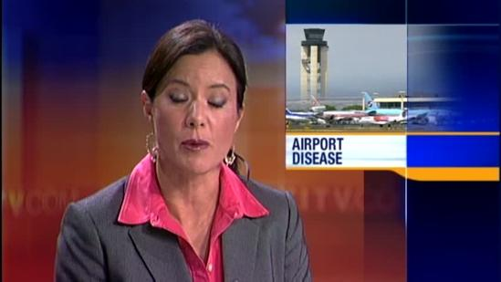 Honolulu on list of contagious airports