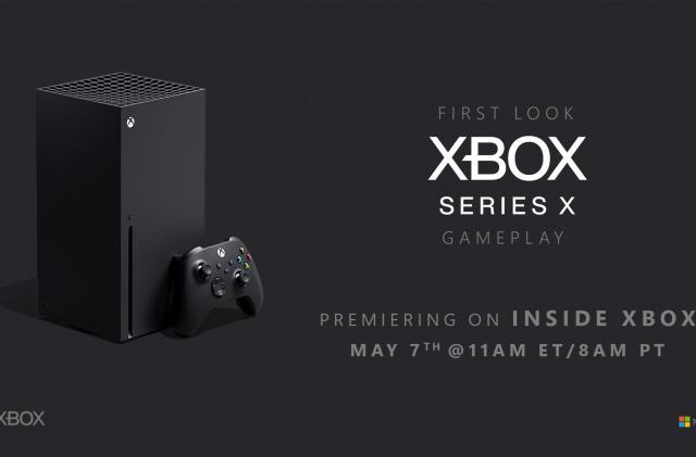 Microsoft will show off Xbox Series X gameplay next week