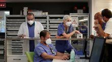 France: La tension hospitalière due au COVID-19 baisse encore