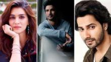 Varun, Kriti, Parineeti Call for CBI Probe Into Sushant's Death
