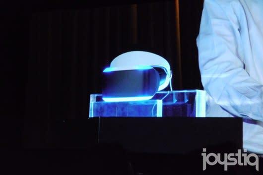 Seen@E3: The Joystiq Project Morpheus Luge Experience