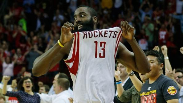 RADIO: Is James Harden the leader of the Rockets?