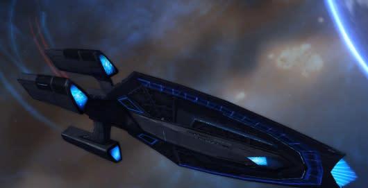 Captain's Log Supplemental: Exploring the story of Star Trek Online: Delta Rising