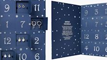 Marks & Spencer just dropped a TDF £20 jewellery advent calendar for Xmas