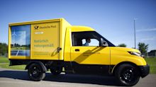 Tired of waiting on the auto industry, the German postal service built its own e-trucks