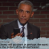 Kimmel: Obama Reads Trump's Mean Tweet, Achieves Mic-Drop Moment
