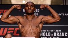 Kamaru Usman Knocks Sergio Moraes Out In The First (UFC Pittsburgh Results)