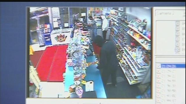 Surveillance video may offer clues in crime spree