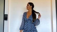 Color mango y escote barco: el vestido del que solo presumirá Cristina Pedroche (y 99 personas más)