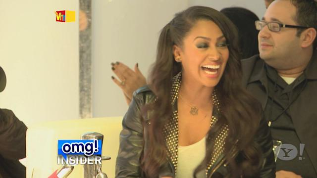 La La Anthony Offers Mommy Advice to Kim Kardashian