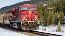 Canadian National Railway Cruises Through Rough Winters With Record Revenue