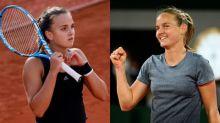 Tennis - Roland-Garros : Ferro et Burel, coup de jeune sur le tennis féminin français