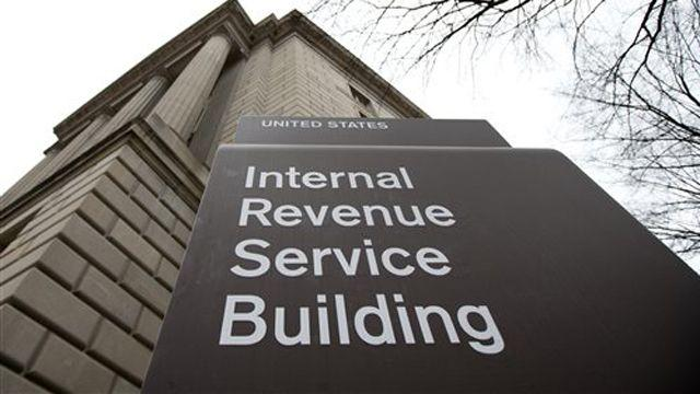 New trouble for the IRS