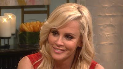 Jenny McCarthy Talks Getting An Unsanctioned Tour Of The Pope's Private Apartment