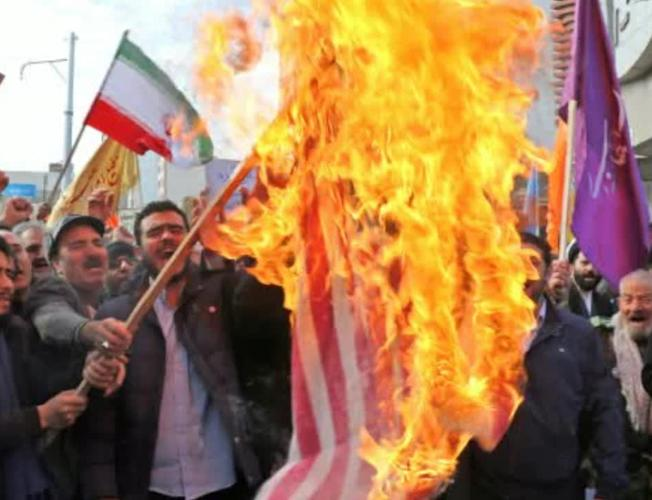 Iran says 'world war' against it foiled