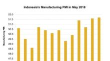 Indonesia's Manufacturing PMI Saw 23-Month High in May