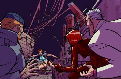 Gametap's 'Re\Visioned' animated series concludes first season