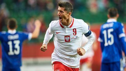 'Ineffective striker': Lewandowski's struggles on the road to glory