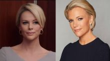 Charlize Theron debuts uncanny transformation into Megyn Kelly