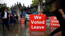 EU tells British PM Johnson to stop playing 'stupid' Brexit blame game