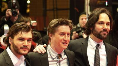 Hirsch and Rudd Bond in 'Prince Avalanche'