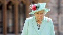 Elizabeth II: service minimum pour Noël