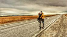Esta pareja está recorriendo toda América en bicicleta