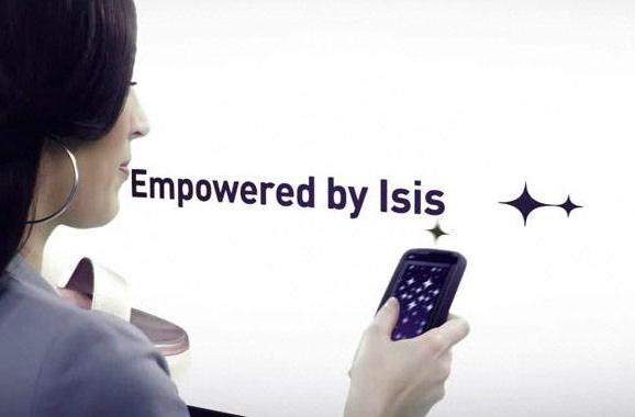 Isis' NFC mobile payments delayed past September target