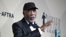 Morgan Freeman's lifetime achievement honour could be revoked following harassment allegations