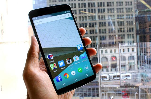 Google Play Store bids the Nexus 6 farewell