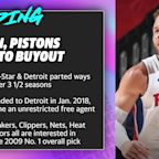 Blake Griffin, Pistons agree to buyout