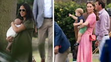 Meghan makes a surprise appearance in $975 dress — get the look for a fraction of the cost