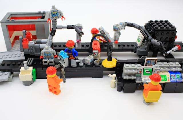 Recommended Reading: The world of Lego interface panel design