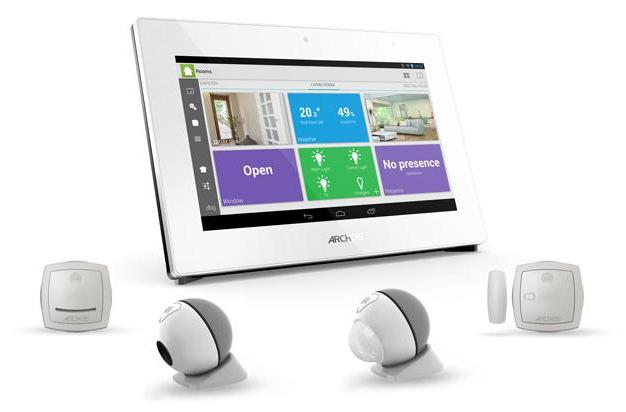 Archos previews connected home, health monitoring devices ahead of CES