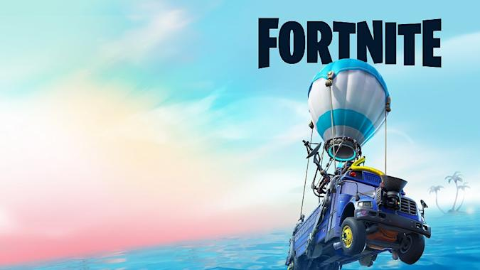 Fortnite submerged map hint