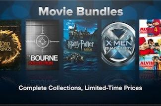Apple features incredibly cheap movie bundles sale on iTunes (Updated)