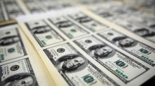 Dollar suffers firm slump as jobs report comes in better than expected