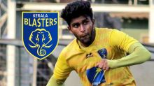 Umesh Perambra sets out to realize Indian Super League dream
