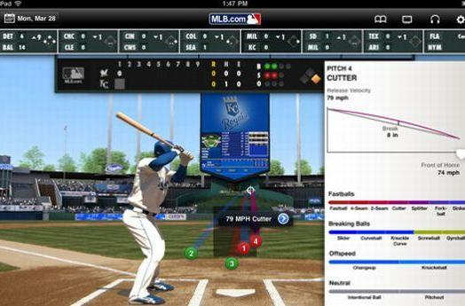 MLB offers free MLB.tv trial during April for buying app