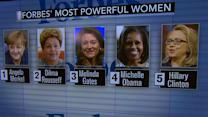 """Forbes' """"Most Powerful Women"""" list released"""