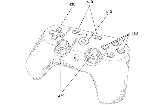 Google shows how it could make a cloud-savvy game controller