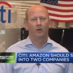 Citi analyst: Amazon should split its retail and AWS busi...