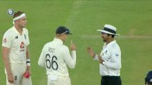 England riled by TV umpire's swift decisions on dismal day against India