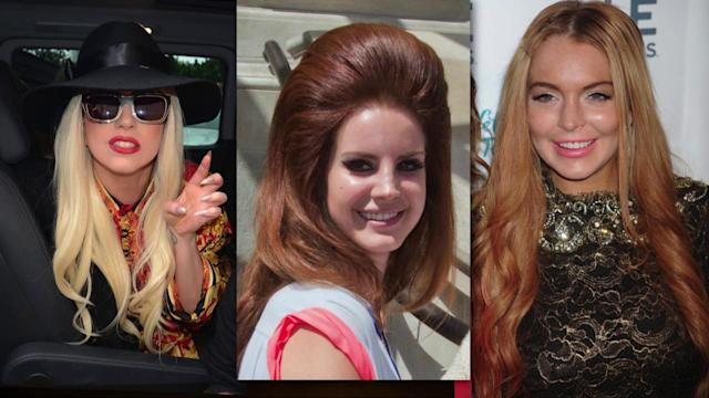 Are Lady Gaga and Lindsay Lohan New Besties?