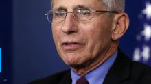 Fauci says coronavirus deaths could top 100,000 in U.S.