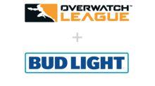 Overwatch League™ Names AB InBev as Official Beer Sponsor